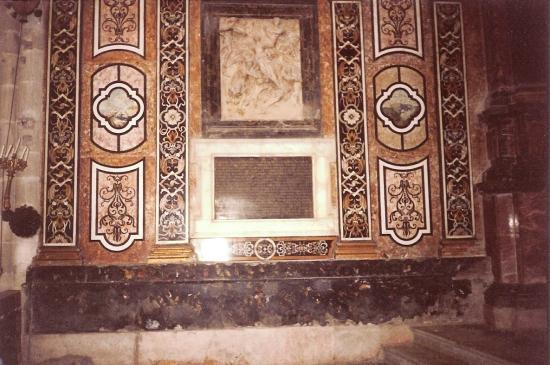 Scagliola à St Maximin(1684)